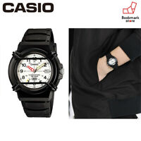 "New"" CASIO Analog Watch Black/White HDA-600B-7BJF Standard Men's From Japan"