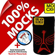 Mocks Guitar Mobile Phone MP3 Sock Case Cover Pouch Sleeve for 4S 5 5S SE