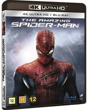 The Amazing Spider-Man 4K UHD + Blu Ray (Region Free)