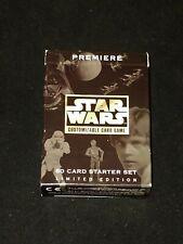 1995 Star Wars Customizable Card Game CCG 60-Card Starter Set Deck