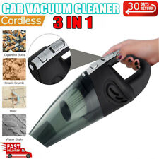 Cordless Car Vacuum Cleaner Handheld Small Wireless Auto Home Wet Dry Portable