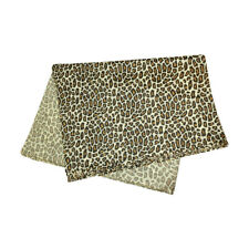 "240 Pc 20""x30"" Safari Big Cat Leopard Print Tissue Paper Gift Wrapping Tissues"