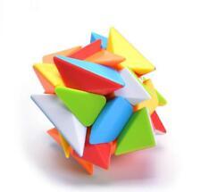 CuberSpeed Axis stickerless bright Jingang V2 3x3 color magic cube 3x3x3 Axis V2
