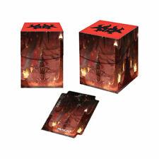 ULTRA PRO PRO DECK BOX Cult of Rakdos Guilds of Ravnica CARD BOX for MTG CARD
