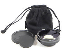 SONY Handycam VCL-HGA07B 0.75x Quality 37mm Wide Conversion Lens
