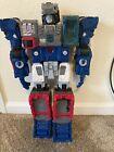 Transformers Titans Return Emissary & Cerebros FORTRESS MAXIMUS Loose
