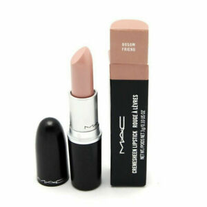 NIB Full Size MAC Cremesheen Lipstick BOSOM FRIEND 235 .10 oz