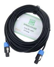 Pronomic Boxsp1-10 - cable para altavoz compatible con Speakon(10 m)