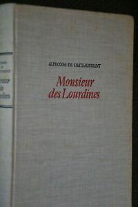 Monsieur de Lourdines / Alphonse de Chateaubriant / Numéroté / Ref E1