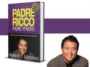 PADRE RICCO PADRE POVERO, EBOOK IN ITALIANO
