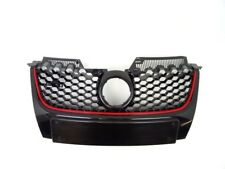 VW GOLF MK5 GTI FRONT GRILLE WITH RED MOULDING INSURANCE APPROVED GRILLE