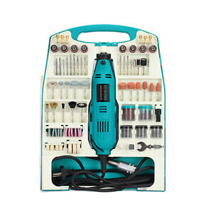 226-tlg Set Mini Schleifgerät Schleifer Schleifmaschine Multifunktionswerkzeug#