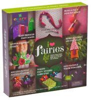 New Kids Craft Set-Ann Williams I Love Fairies Kit-Great Quality