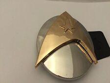 Star trek logo belt buckle fits standard belt