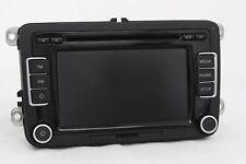 5K0035190A 5K0 035 190 A VW Seat Passat 2011-2015 Radio CD Player 100% Original