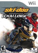 Ski-Doo: Snowmobile Challenge WII New Nintendo Wii