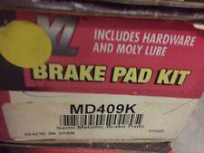 Mighty System XL Brake Pads MD409K