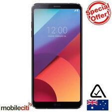 LG G6 (H870DS, 4G/LTE Dual SIM, 64GB/4GB) - Astro Black - [Au Stock] Unlocked