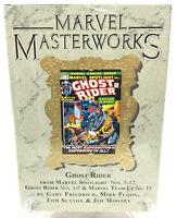 Marvel Masterworks Vol 281 Ghost Rider Vol 1 Limited DM VAR Marvel Comics HC New