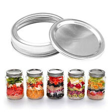 24 Pieces Replacement Ball Wide Mouth Mason Jar Lids,Wide Mouth Canning Lids USA