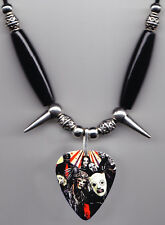Slipknot Band Photo Guitar Pick Necklace #7