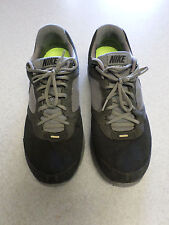 "Nike ""Lunarfly 2"" black and gray, running shoes, Men's 11.5 (eur 45.5)"