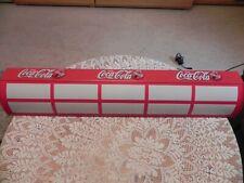 Coca -Cola  Werbeleuchte Leuchtreklame