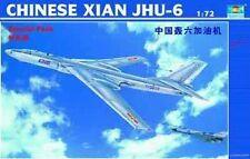 Chinese Xian Jhu-6 Tanker 1:72 Plastic Model Kit TRUMPETER