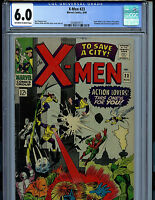 X-Men #23 CGC 9.2 Marvel Comics 1966 K9 Amricons