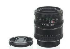 Cosina 1,9/50mm PK Pentax K luce forte normale obiettivo con convertitore 2x