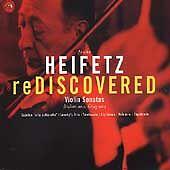Heifetz Rediscovered (CD, May-2002, RCA)