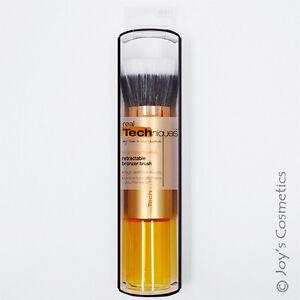 "1 REAL TECHNIQUES Rétractable Bronzage Maquillage Brosse "" RT-1417 "" Joy's"