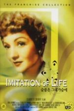 IMITATION OF LIFE 1934 - Region 2 Compatible DVD (UK seller!!!) Claudette NEW