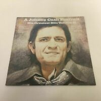 Johnny Cash : A Johnny Cash Portrait, His Greatest Hits Volume 2