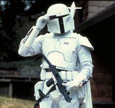 1 Star Wars Prop Star Wars Boba Fett White Helmet Empire Strikes Back Prototype