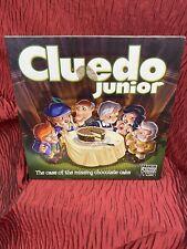 Cluedo Junior Parker Games Open/Unused