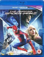 THE AMAZING SPIDER-MAN 2 - BLU RAY - NEW / SEALED - UK STOCK