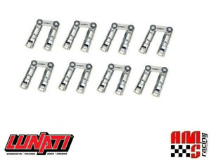 Lunati 72422-16 Solid Roller Lifters Set for Chevrolet Gen III IV LS LS1 LS6 LS2