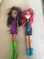 Monster High Werewolf Sisters Clawdeen and Howleen Wolf Dolls