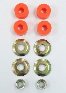 Rear Shock Absorber Upper Pin Bush Kit (2) For Daihatsu Fourtrak/Rocky 2.8TD