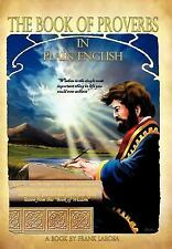 The Book of Proverbs in Plain English by Frank Larosa (2011, Hardcover)