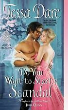 Do You Want to Start a Scandal (Paperback or Softback)