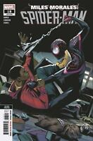 Miles Morales Spider-Man #18 2nd Print Variant Cover (Outlawed Tie-In)