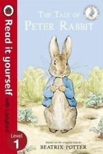 Read It Yourself with Ladybird: Level 1: THE TALE OF PETER RABBIT - NEW