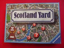 * Scotland Yard * von Ravensburger, Ausgabe von 1983
