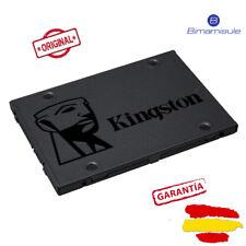 """SSD Disco Duro Solido Kingston A400 120GB 2,5"""" SATA III HD interno SA400S37120G"""