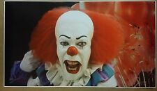 """Stephen King It Pennywise the Clown 42""""x 24"""" Movie Poster Halloween Horror"""