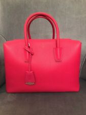 SOLD OUT AUTHENTIC MCM MILLA TOTE - Medium - Bright Pink RRP £829