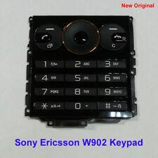 100% Genuine Original Sony Ericsson W902,W902i Keypad Fascia Housing BlackOrange