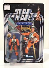 Star Wars The Vintage Saga Collection votc Luke Skywalker X-Wing Pilot 2006